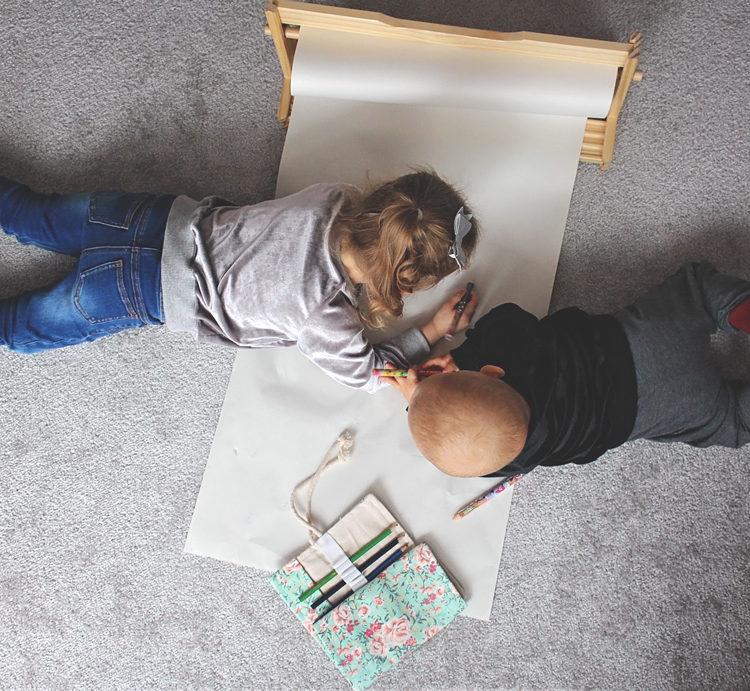zabawy w domu dla dzieci