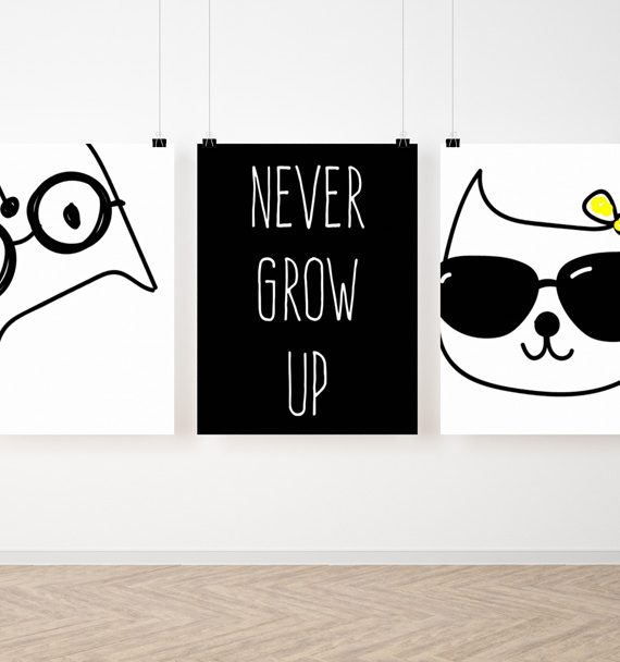 plakaty dla dziecka
