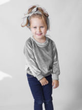 bluza atłasowa dla dziecka