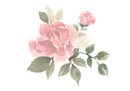 pościel dziecięca satynowa Magic Bloom