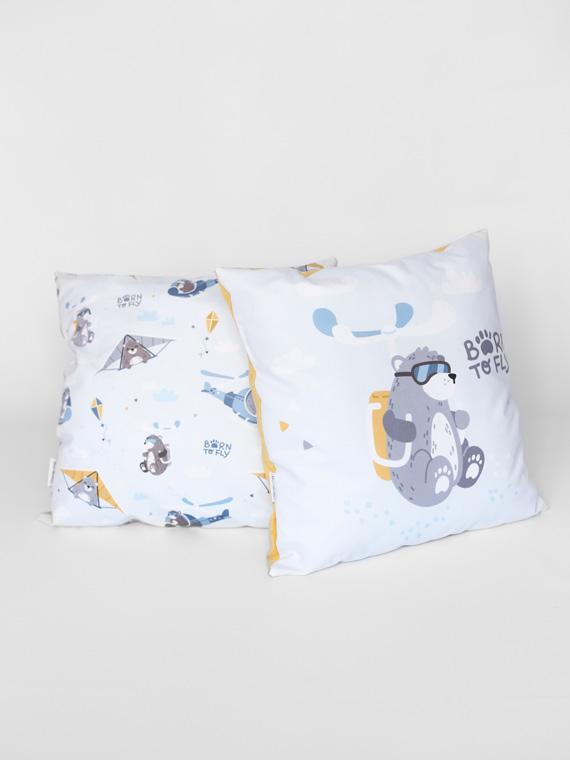 Poduszki Dekoracyjne Niedźwiedź