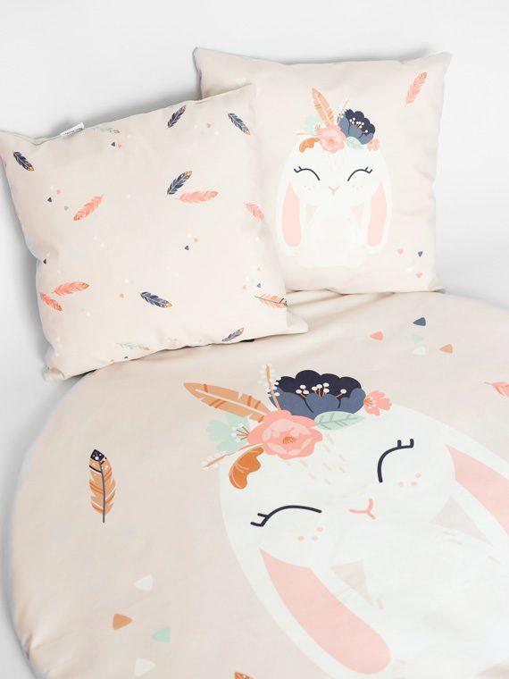 poduszki dekoracyjne królik